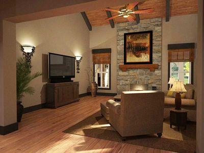 Cozy 3 Bed Cottage With Bonus - 16862WG thumb - 12