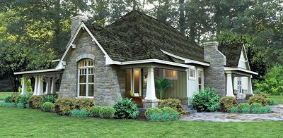 Cozy 3 Bed Cottage With Bonus - 16862WG thumb - 06