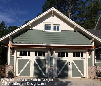 3 Bedroom House Plan With Swing Porch - 16887WG thumb - 30