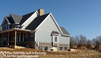 Kentucky Farm House Plans House And Home Design