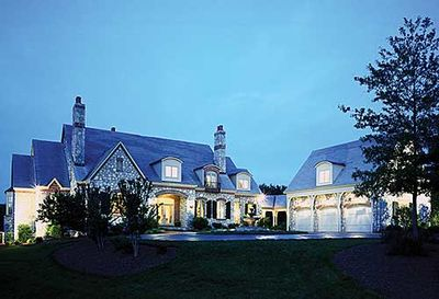 Upscale French Country Abode - 1739LV thumb - 12