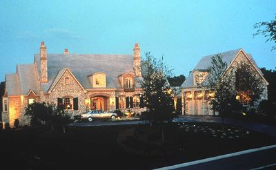 Upscale French Country Abode - 1739LV thumb - 01