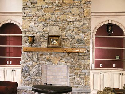Stone and Brick French Country - 17528LV thumb - 11