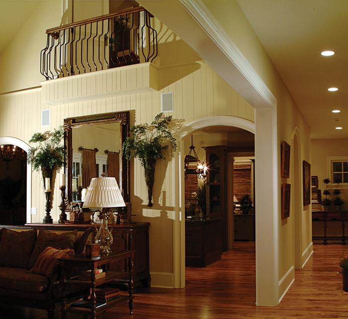 Award Winning Home Plans: Award Winning Craftsman Manor - 17532LV