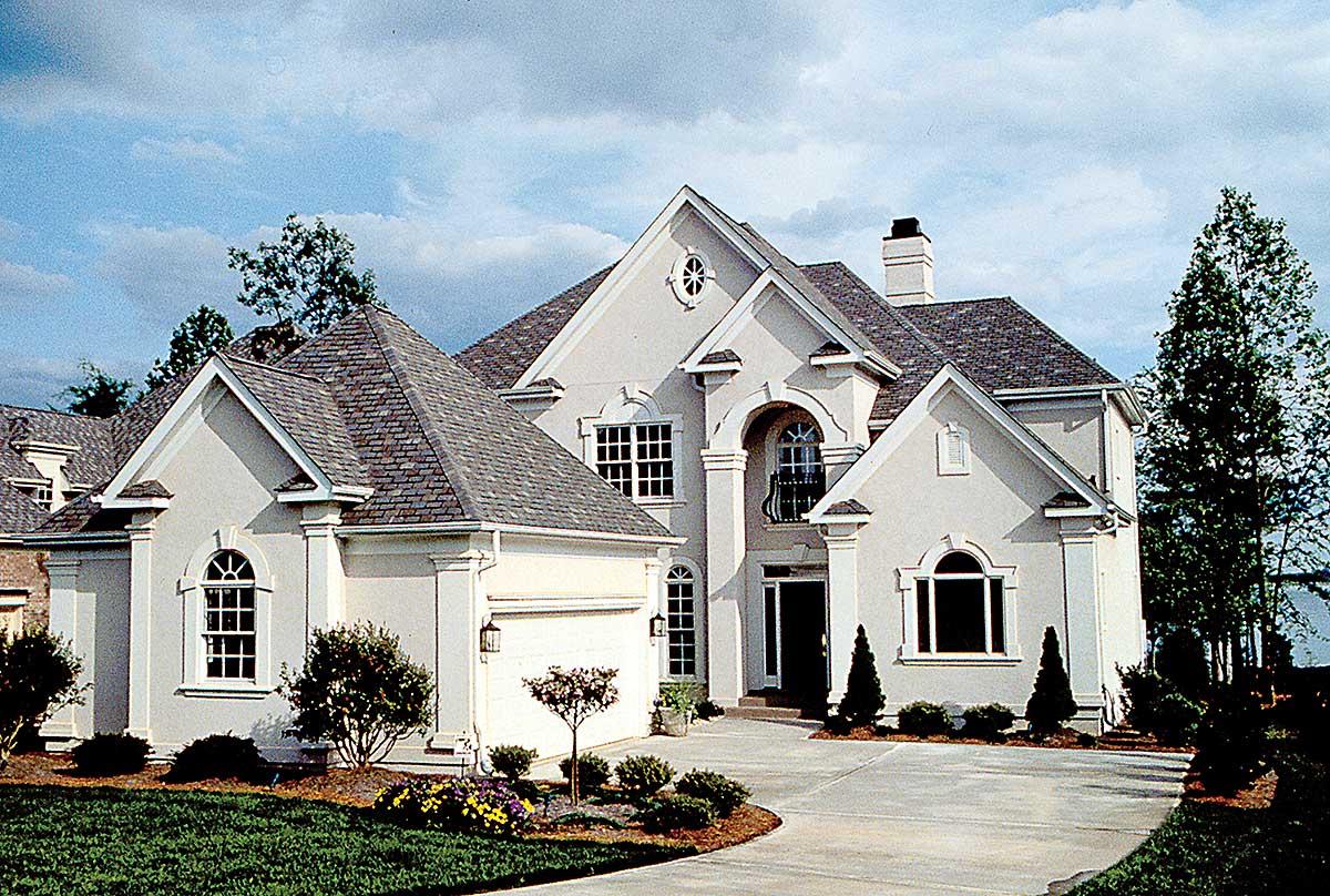 Versatile loft 17554lv architectural designs house plans for Versatile garages