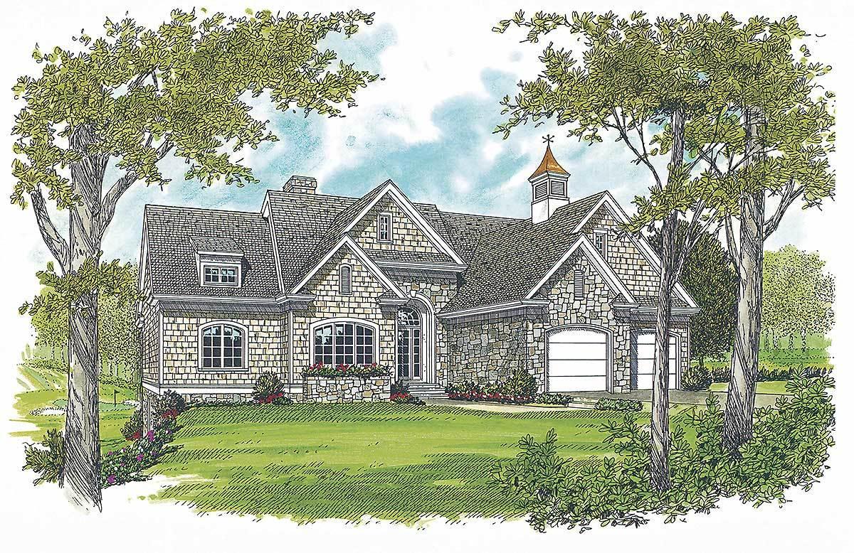 Expandable Newport Cottage 1767lv Architectural