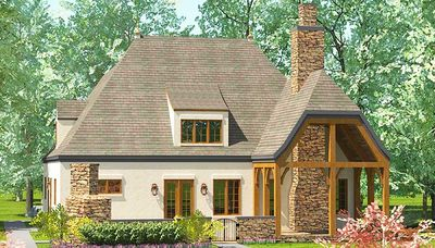Complete with Private Courtyard - 17676LV thumb - 03