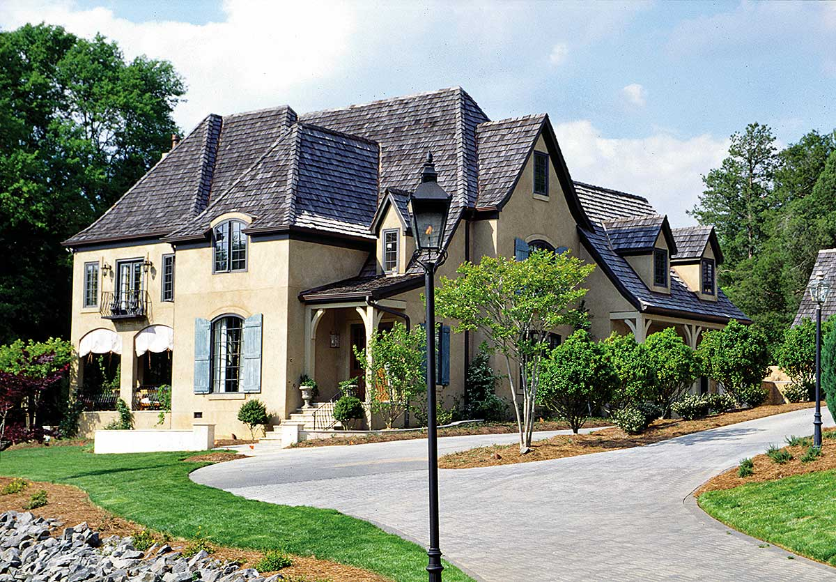 French Country Manor - 17689LV