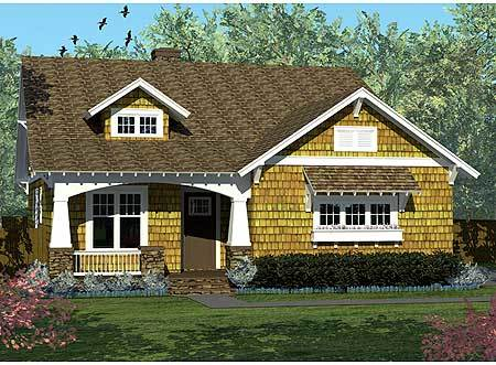 Charming Shingle Cottage 17705lv Architectural Designs