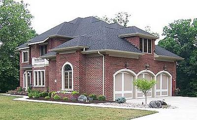 European style luxury estate 17712lv architectural for European estate house plans