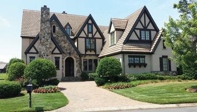 Marvelous Tudor House Plan - 17788LV | Architectural Designs ...