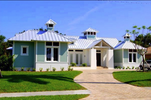 Stunning Florida Home 1792DW 1st Floor Master Suite Beach