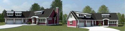 Popular Cottage Home Plan - 18223BE thumb - 07