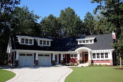 Popular Cottage Home Plan - 18223BE thumb - 01