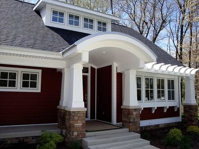Popular Cottage Home Plan - 18223BE thumb - 02
