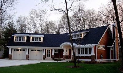 Popular Cottage Home Plan - 18223BE thumb - 03