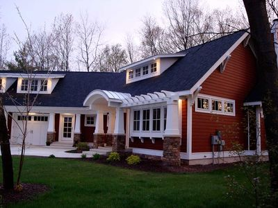 Popular Cottage Home Plan - 18223BE thumb - 04