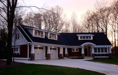 Popular Cottage Home Plan - 18223BE thumb - 05