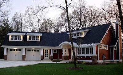Open Cottage House Plan - 18238BE thumb - 02