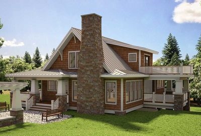 Adorable Cottage With Wraparound Views - 18250BE thumb - 03