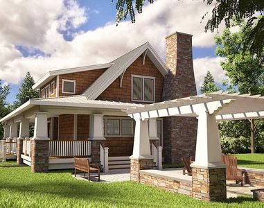 Adorable Cottage With Wraparound Views - 18250BE thumb - 04