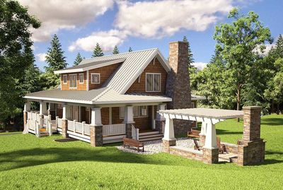 Adorable Cottage With Wraparound Views - 18250BE thumb - 05