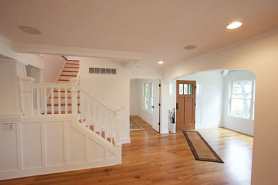 Impressive Craftsman Home Plan with Pergola - 18257BE thumb - 12