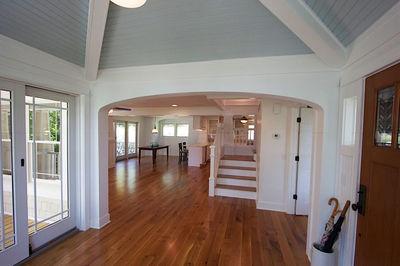 Impressive Craftsman Home Plan with Pergola - 18257BE thumb - 13