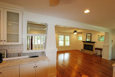 Impressive Craftsman Home Plan with Pergola - 18257BE thumb - 17