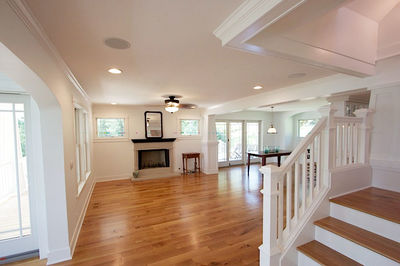 Impressive Craftsman Home Plan with Pergola - 18257BE thumb - 19