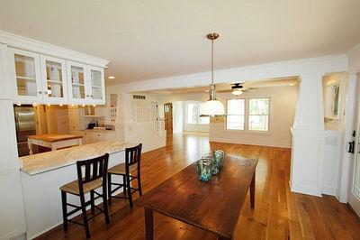 Impressive Craftsman Home Plan with Pergola - 18257BE thumb - 24