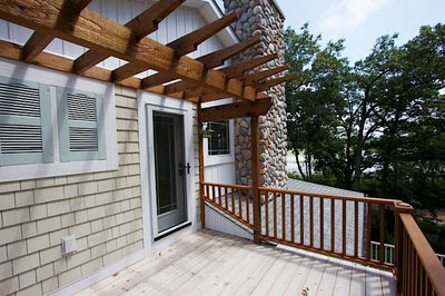 Impressive Craftsman Home Plan with Pergola - 18257BE thumb - 39