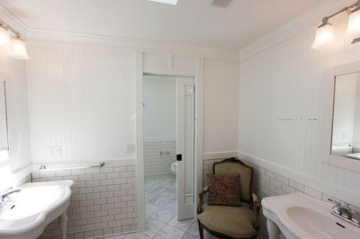 Impressive Craftsman Home Plan with Pergola - 18257BE thumb - 41