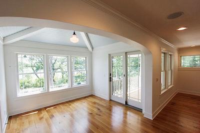 Impressive Craftsman Home Plan with Pergola - 18257BE thumb - 44