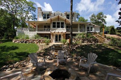 Impressive Craftsman Home Plan with Pergola - 18257BE thumb - 07
