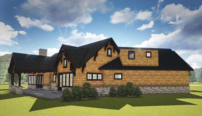 Mountain Cottage With In-Law Suite - 18263BE thumb - 11