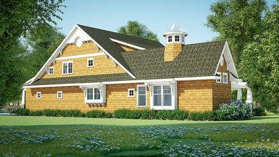 Gorgeous Shingle-Style Home Plan - 18270BE thumb - 09
