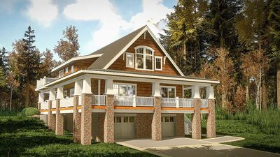 Magnificent Wrap-Around Porch - 18283BE thumb - 01