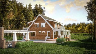 Magnificent Wrap-Around Porch - 18283BE thumb - 04