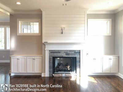 House Plan 18289BE Comes to Life in North Carolina - photo 013
