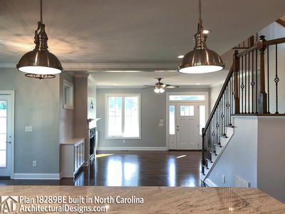 House Plan 18289BE Comes to Life in North Carolina - photo 016