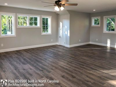 House Plan 18289BE Comes to Life in North Carolina - photo 027