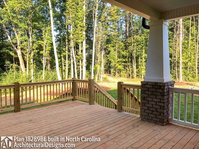 House Plan 18289BE Comes to Life in North Carolina - photo 043