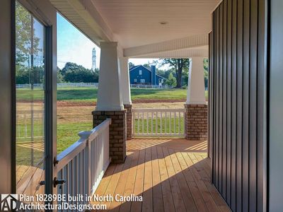 House Plan 18289BE Comes to Life in North Carolina - photo 008