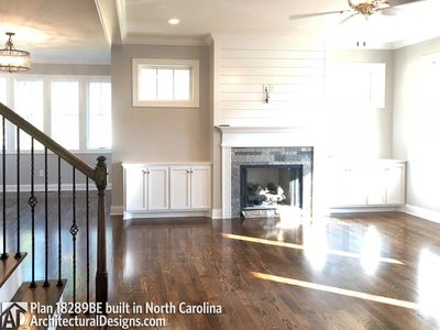 House Plan 18289BE Comes to Life in North Carolina - photo 010
