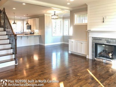 House Plan 18289BE Comes to Life in North Carolina - photo 011