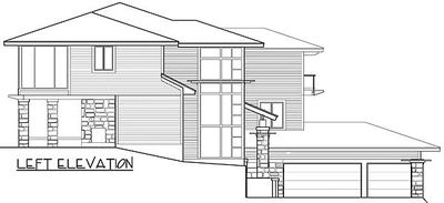 Stunning, Contemporary House Plan - 18560WB thumb - 14