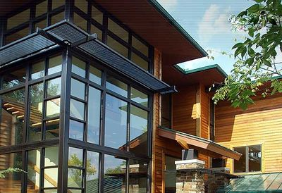 Stunning, Contemporary House Plan - 18560WB thumb - 04