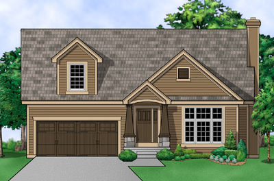Cozy cottage 18563wb 2nd floor master suite cad for Cozy cottage floor plans