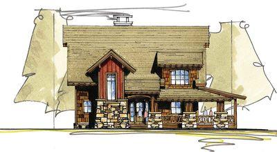 Mountain Cottage - 18700CK thumb - 25